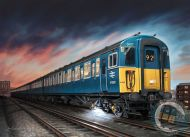 3417 'at Speed' - A2 Size Art Print