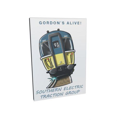 Gordon's Alive Magnet